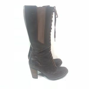 Timberland Earthkeepers Heeled Boots Size 8.5